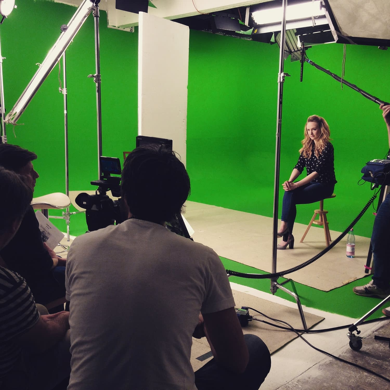 Greenscreen Studio mieten Berlin